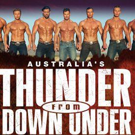 Thunder From Down Under Gay Denver